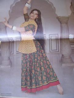 Madhur Dixit Bare feet scan