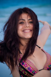 Shenaz Treasurywala in Bikini photos 2012
