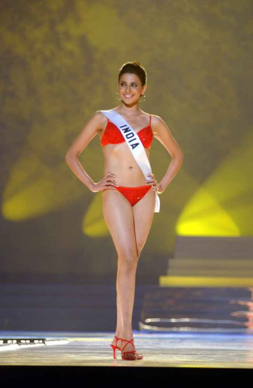 Swimsuit gallery of all Miss india hot images