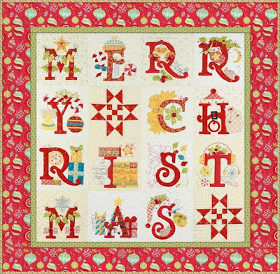Free Christmas Quilt Patterns - LoveToKnow