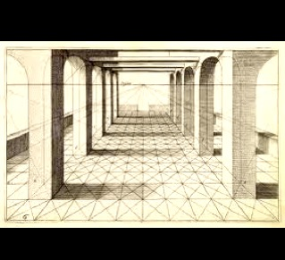 hallway perspective. here is a simple step by tutorial for drawing house in one point perspective we will go on to try two later lesson hallway