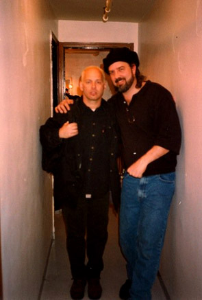 Wayne Kramer and Big Rich