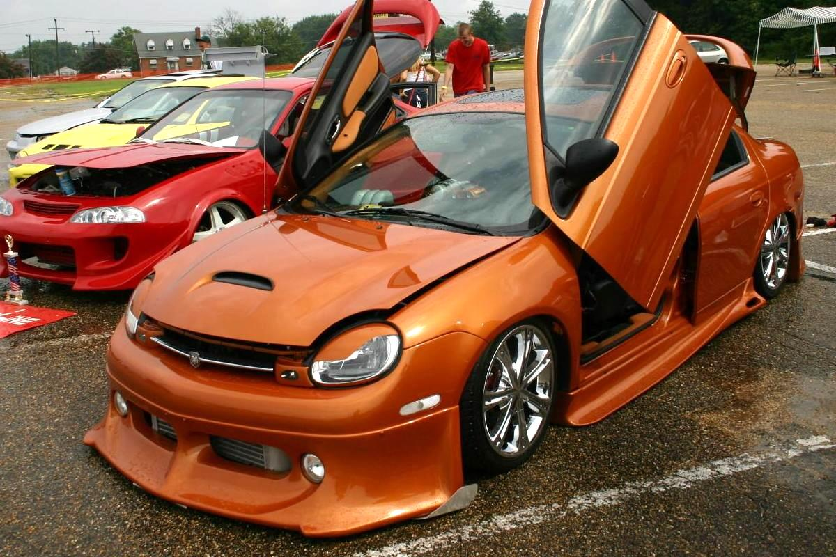 Tricked Out Car on 2002 Dodge Dakota Sxt 3 9
