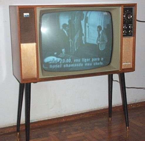 Museu do cumbe nossa tv anos 60 e 70 - Television anos 70 ...