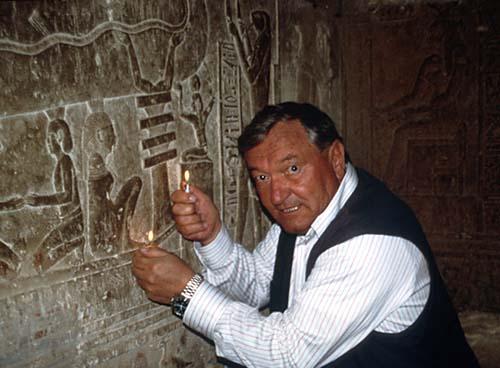 Nuestros Dioses fueron extraterrestres (History Channel)