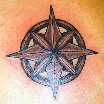 Tattoo Bintang - Star Tattoo