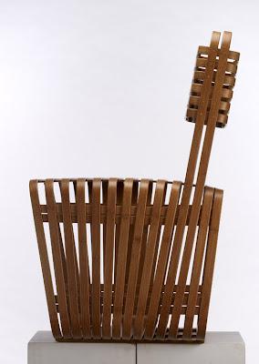 Kursi Bambu China
