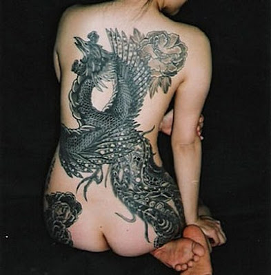 japanese tattoo. Japanese Tattoo IdhuL adha