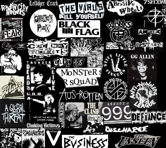 kumpulan band punk