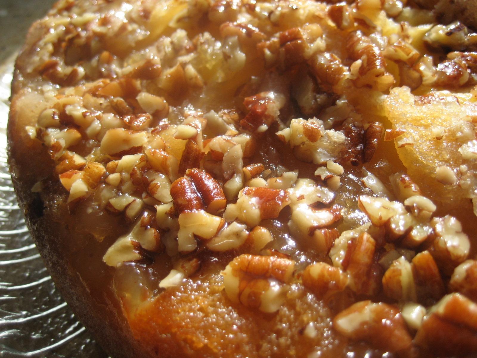 Rezept schneller apfelkuchen gesturzt