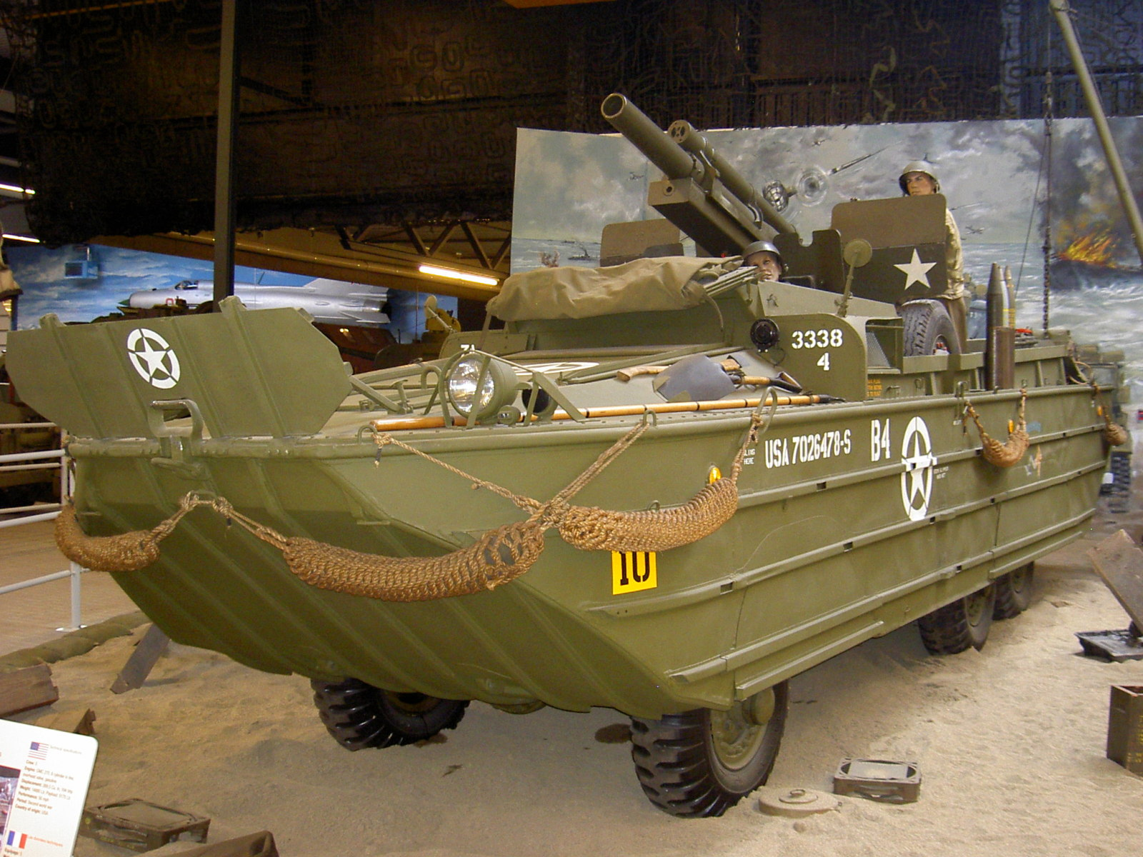 Dukw For Sale Uk >> ~Amphibious craft dukw~ ~dukw for sale in missouri~