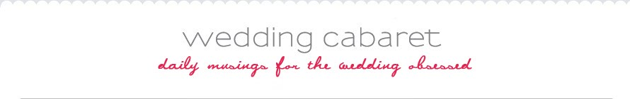 ( Wedding Cabaret )