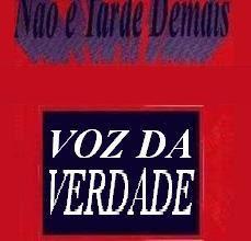 Voz da Verdade - Não é Tarde Demais 1993