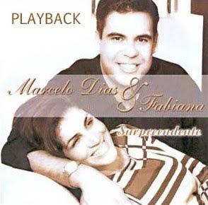 Marcelo Dias e Fabiana - Surpreendente (Playback) 2004