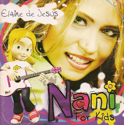Baixar CD Elaine de Jesus   Nani For Kids