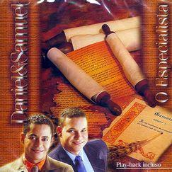 Daniel & Samuel   O Especialista (1999) Voz e Play Back | músicas