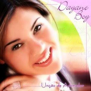 Dayane Boy - Uncao de Adorador CD + PlaybBack