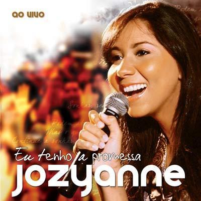 Jozyanne - Eu Tenho A Promessa - Ao Vivo (2009)