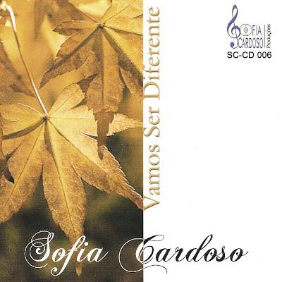 digitalizar0033 Baixar CD Sofia Cardoso   Vamos Ser Diferente (2007)