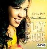 Lília Paz   Minha Adoração (Play Back) | músicas