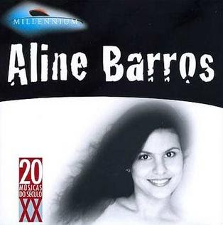 Download  musicasBAIXAR CD Aline Barros – Millenium ( 2000 )