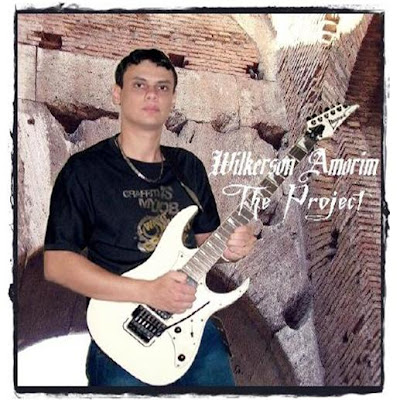 cd wilkerson amorim   the proj Baixar CD Wilkerson Amorin   The Project (2010) Solos de Guitarra