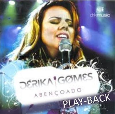 D�rika Gomes - Aben�oado (Playback)