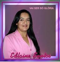 Edlayne Santos - Vai Ser Só Glória - Playback Incluso