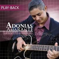 Adonias Amarante - Levante a Cabeça (2010) PlayBack