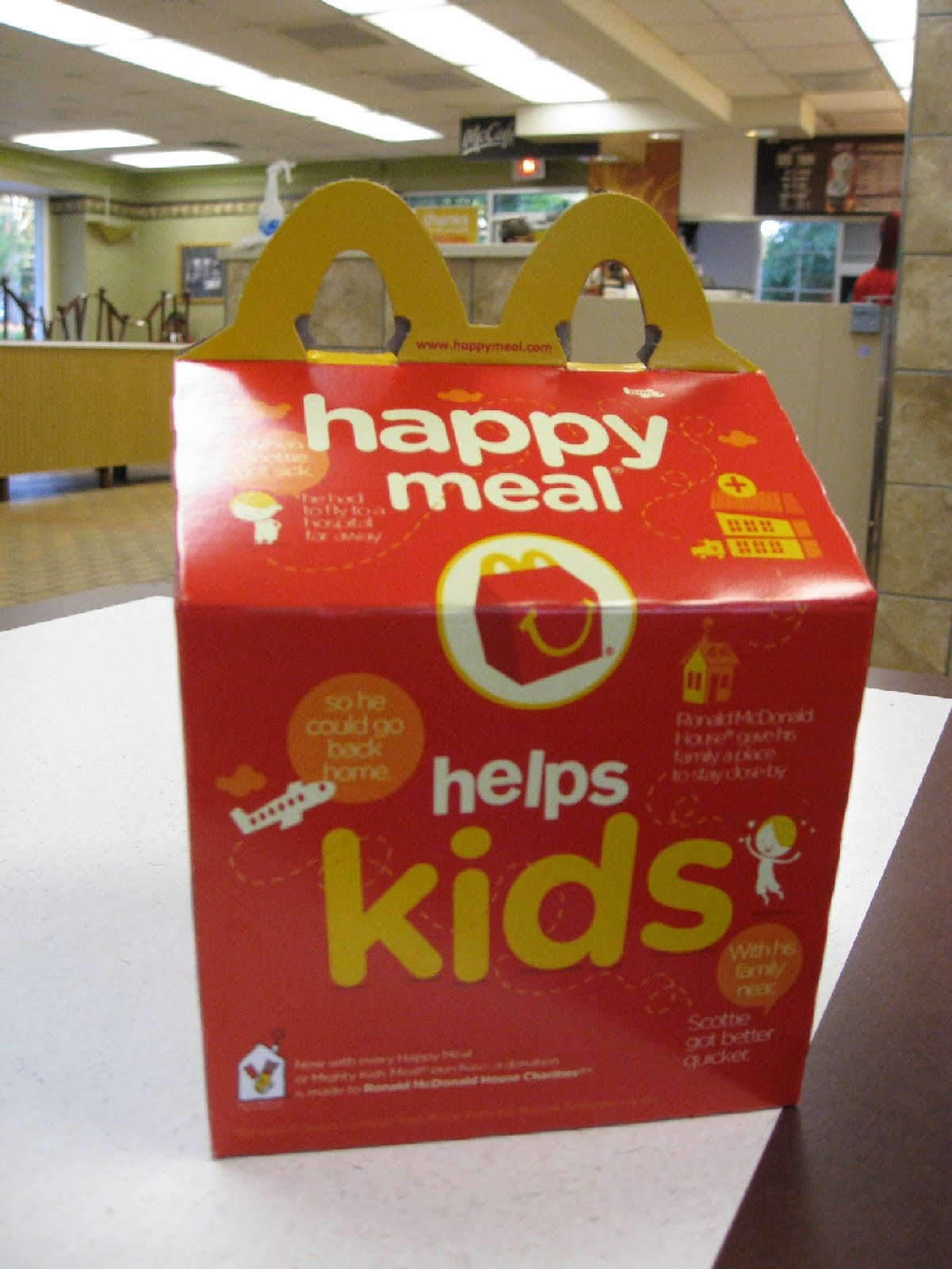 Veggie Revolution: New studies: fastfood quot;kids mealsquot; loaded with