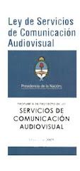 Ley  de Servicios de Comunicación Audivisual