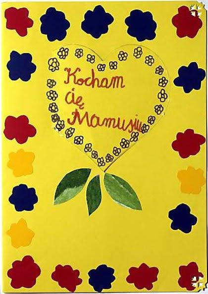 astăzi 26 mai toţi copiii polonezi sărbătoresc ziua mamei dzień ...