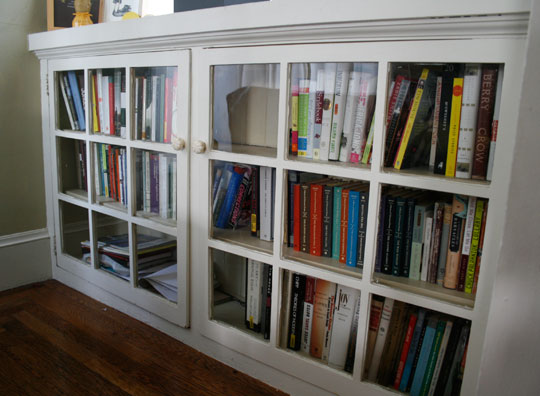 What I Like: Built-In Bookshelves. {Images via Morning T, 247 Reno,