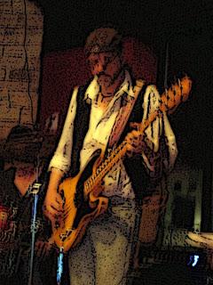 Bassist Robbie