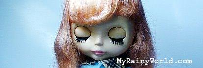 Pumpui Story (Blythe Doll)
