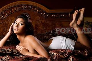 model indonesia majalah popular wajah juni 2008 tyas mirasih