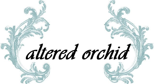 altered orchid