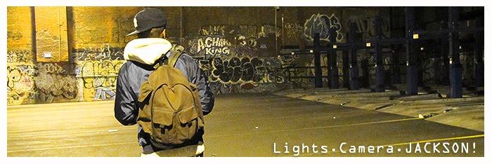 Lights, Camera, JACKSON