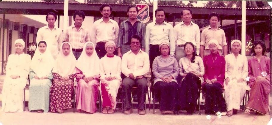 Bekas guru-guru ( 1982 - 1987 )
