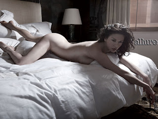 Catherine Zeta-Jones' naked