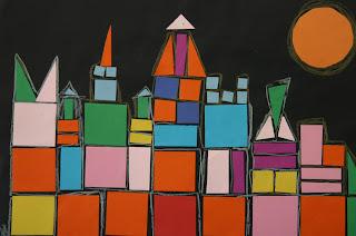 Studio Spade S Creative Outlet Paul Klee S Castle