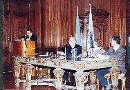"""MI 1° CONDUCCION """"PRIMER CONGRESO DESDE EL HOMBRE HACIA LA SOCIEDAD""""-OCTUBRE 1997"""