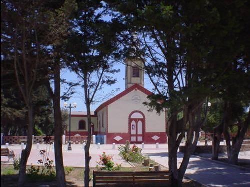 iglesia de huasco bajo