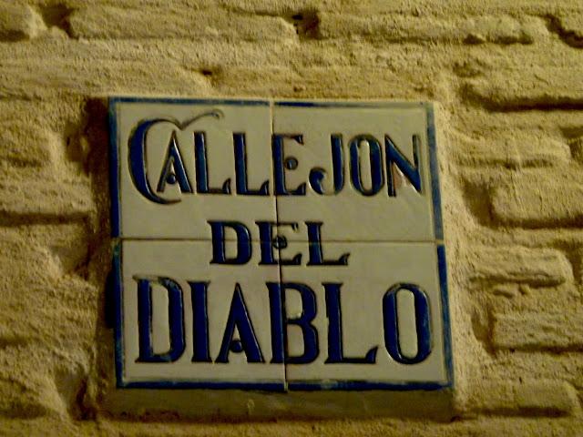 Callejón del Diablo, Toledo