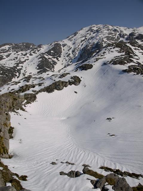 Picos de Europa junto al refugio de Vegarredonda