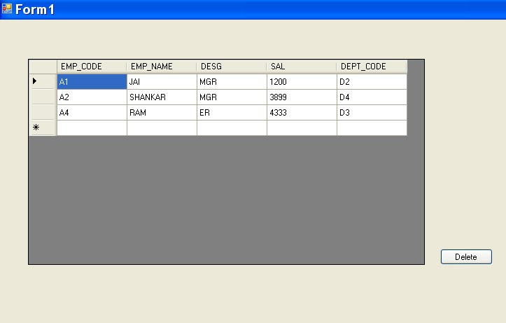 how to delete selected row in wireshark