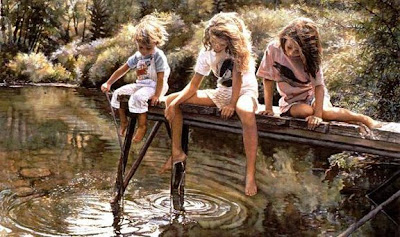 A world for our children by Steve Hanks