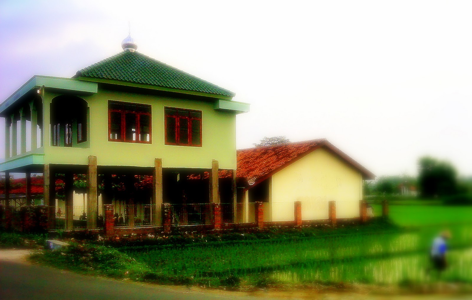 Pesantren Agrobisnis di Indonesia