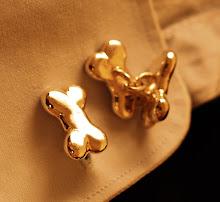 BONEWEAR cufflinks