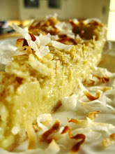 1/2 healthy coconut pie